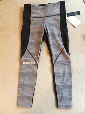 Lululemon Run With the Sun Tight Space Dye Camo Seal Grey Deep Coal 8