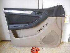 03-05 Toyota 4Runner SR5 Left Drivers Front Electric Power Door Trim Panel