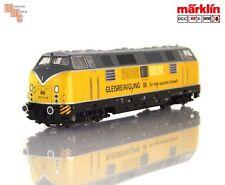 Märklin 37820.001 MMC-Sondermodell BR221 Gleisreinigung (Lux) ++ NEU in OVP