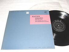 """Ken Arnold/Gleisle """"Haydn:Concerto For Horn&Trumpet"""" 1959 LP, Nice EX!, Vox, RVG"""