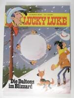 Lucky Luke, Bd.25, Die Daltons im Blizzard Ehapa Verlag Hardcover Z 1