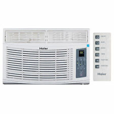 Haier 6,000 BTU Window Air Conditioning Unit for 150-250 Square Feet | ESA406N