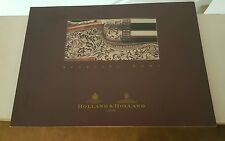 Holland & Holland gunmakers london catalogue circa 1990's