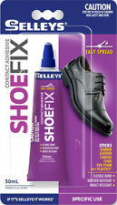 Shoe Fix Shoe Repair Glue - Selleys  for Leather Canvas Fabric !!
