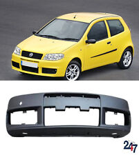 NEW FIAT PUNTO HGT SPORT III 2003-2005 FRONT BUMPER WITH FOG LIGHT HOLES PRIMED