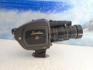 Camera beaulieu 4008zm objectif p angenieux  1.8/6-66 no 1256365