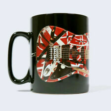 Van Halen Frankenstein Coffee Mug Ceramic Mug 11/15oz Cofee Mug Black-White