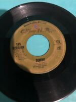 """VAN MORRISON - SWEET JANNIE / DOMINO  -  7"""" VINYL 45 RPM"""