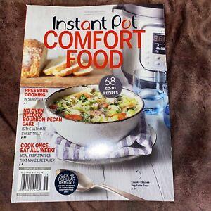 Instant pot Comfort Food