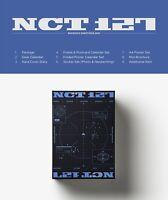 PRE-ORDER [NCT127] 2021 SEASONS GREETINGS -KPOP SEALED +PREORDER CARDS +TRACKING
