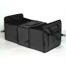2-in-1 Car Boot Organiser Shopping Tidy Heavy Collapsible Trunk Storage Bag CYX