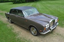 "1969 Rolls-Royce Silver Shadow - Long Wheel Base (""LWB"") - with DIVISION"