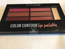 (1) Maybelline Color Contour Lip Palette, 02 Blushed Bombshell!