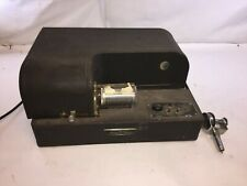 Vintage Watch Timing Machine Watch Master American Time Products Holtzer Cabot