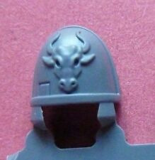 40K DEATHWATCH Space Marine VETERANS MINATOUR / BULL SHOULDER PAD
