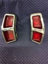 RARE VINTAGE 1973 Chrysler Newport tail light SET LEFT AND RIGHT NICE