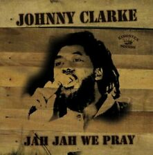 JAH JAH WE PRAY - CLARKE JOHNNY [CD]