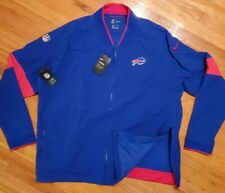 *PLAYER ISSUED* NIKE Buffalo BILLS Therma Bomber Jacket mens 3XL new york coat