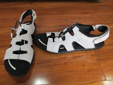 NEW Ecco Bluma Toggle Sandals WOMENS Size 41 EUR 10-10.5 US WHITE $110.