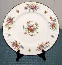 """1965 Minton England (Wreath Mark) Marlow 10 5/8"""" Dinner Plate – EXCELLENT COND."""