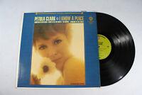 Petula Clark - I Know A Place-Who Am I-Warner Bros WS-1598 Vinyl LP Record 1965