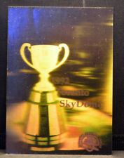 1992 Arena Trading Cards The Grey Cup Hologram Canada Cfl Toronto Sky Dome