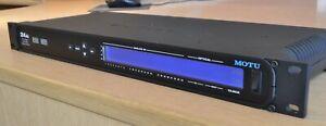 MOTU 24Ai Audio Interface - 72 Channels including 24 Analog Inputs