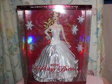 2008 NRFB Holiday Barbie