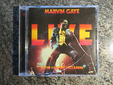 Marvin Gaye Live At The London Palladium (Used cd) ~ Motown M-