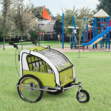Baby Trend Jogging Stroller Cart, Seats 1-2 Children with Safety Harnesses