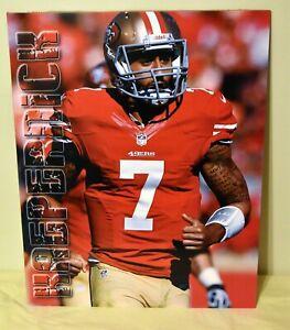 Colin Kaepernick NFL San Francisso 49ers Quarterback 16x20 Poster