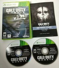Call Of Duty: Ghosts For Xbox 360 Very Good, Excellent condition disc.