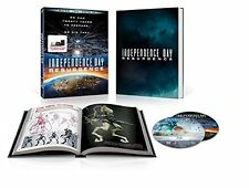 Independence Day: Resurgence(BLU-RAY+DVD+DIGITAL HD) Ultimate Guide Book Edition