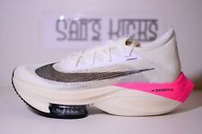 Nike Air Zoom Alphafly Next% Pink Eliud Kipchoge [size 8.5-12] [DD8877-100]