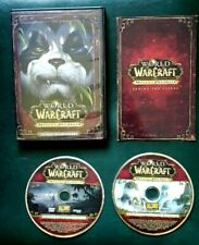 World of Warcraft: Mists of Pandaria Behind the Scenes Promo Blu Ray + DVD - VGC