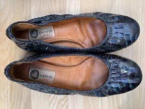 Lanvin Ballet Flats