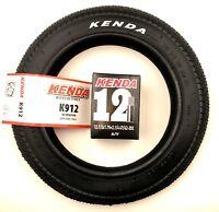 1X Set Neumáticos Kenda K912 12-1/2X 2-1 / 4 (62-203) con Manguera Av Recto