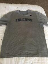 "Nike ""Falcons� Dri-Fit Large Shirt Basketball Football Baseball Athletic Gear"