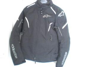 Alpinestars Stella Ladies Motorcycle Textile Jacket Size medium