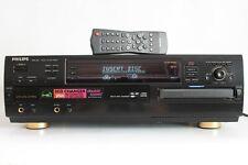 Reproductor Compact Disc Philips CDR 785  3 CD Changer con Mando y Manual