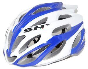 SH+ (SH Plus) Shabli Cycling Bicycle Helmet - Blue / White  (Was $199.99) Kask