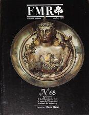 Rivista d'arte FMR (mensile di Franco Maria Ricci - n°65 1988 1/16