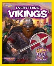National Geographic Kids Everything:  Vikings