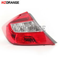 Left Outer Side Tail Light for Honda Civic 2012 2013 Sedan Rear Lamp Taillight