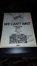 Cheap Trick Japan Jam Ii 1980 Rare Original Promo Poster Ad Framed!