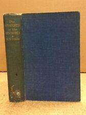 THE BONAPARTES IN THE NEW WORLD By E.M. Oddie - 1932, Napoleon