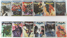 Lot of 12 Comic Books - Batman (Vol 3) Bundle & Annual 1