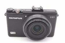 OLYMPUS STYLUS XZ-1 10MP DIGITAL CAMERA BLACK