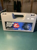 Shur Grip Z Snow tire Chains SZ335