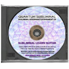 SUBLIMINAL LEARN GUITAR- PLAYING GUITARIST LEARNING AID